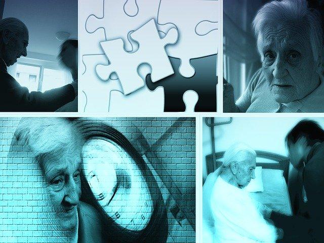 אבחון אלצהיימר אצל קשישים